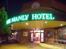 Manly Hotel The - Tourism Gold Coast