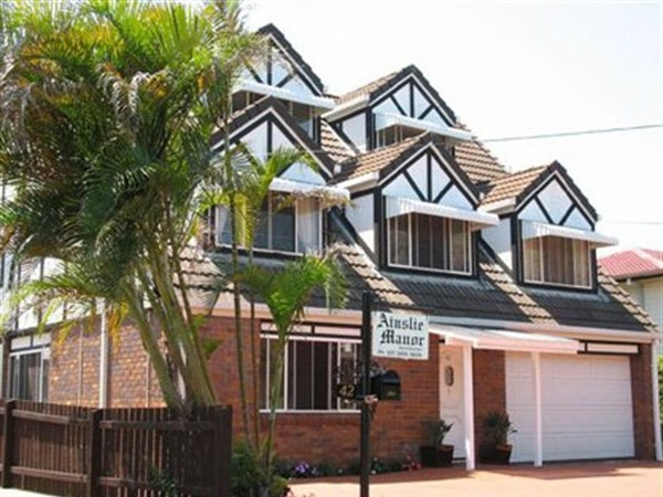 Ainslie Manor BandB - Tourism Gold Coast