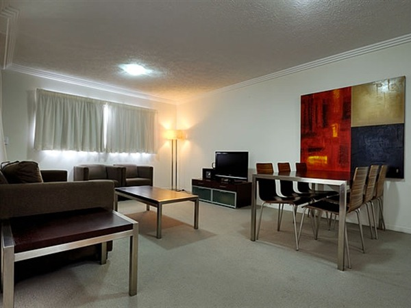 Gabba Central Apartments - Tourism Gold Coast