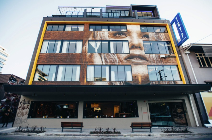 Tryp Fortitude Valley Hotel Brisbane - Tourism Gold Coast