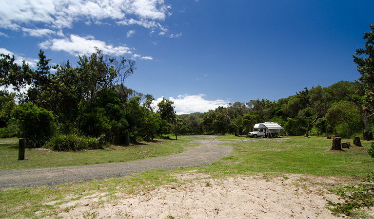 Banksia Green campground - Tourism Gold Coast