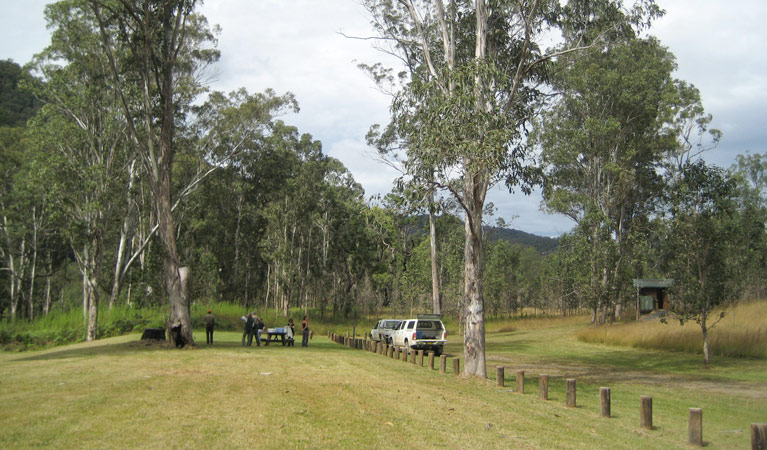 Doon Goonge campground - Tourism Gold Coast