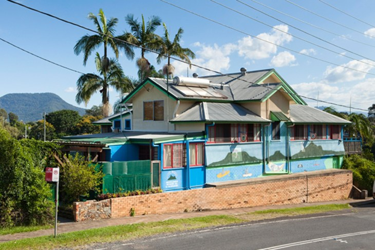 Murwillumbah YHA - Mt Warning - Tourism Gold Coast