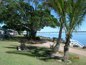 Burrum Heads Beachfront Tourist Park - Tourism Gold Coast