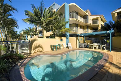 Surf Club Apartments - Tourism Gold Coast