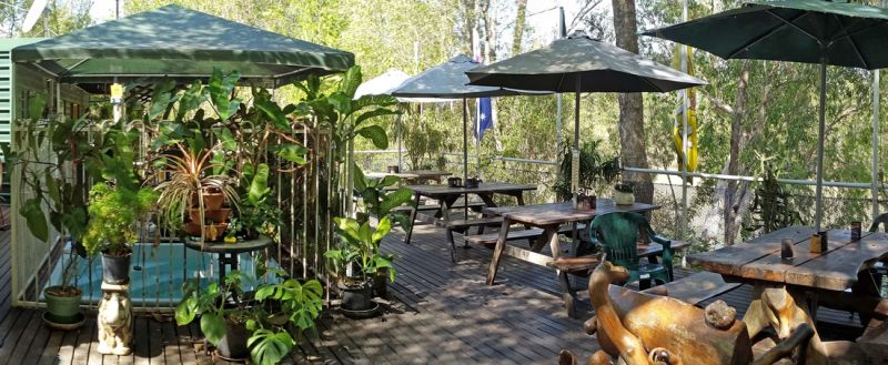 Goat Island Lodge - Tourism Gold Coast