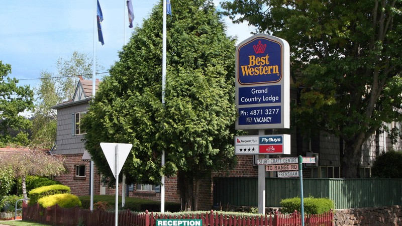 Best Western Grand Country Lodge - Tourism Gold Coast