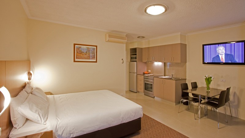 Best Western Central Motel and Apartments - Tourism Gold Coast