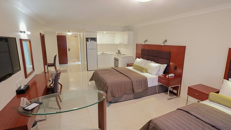 BEST WESTERN Casula Motor Inn - Tourism Gold Coast