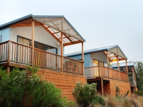 Discovery Holiday Parks Hobart Cosy Cabins - Tourism Gold Coast