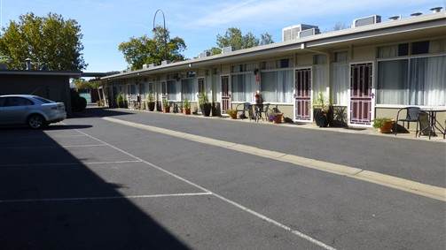 Central Wangaratta Motel - Tourism Gold Coast