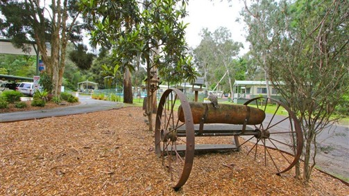 Crystal Brook Tourist Park - Tourism Gold Coast