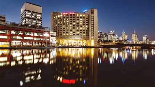 Crowne Plaza Melbourne - Tourism Gold Coast