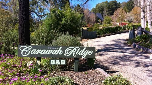 Carawah Ridge Bed and Breakfast - Tourism Gold Coast