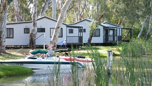 Cohuna Waterfront Holiday Park - Tourism Gold Coast