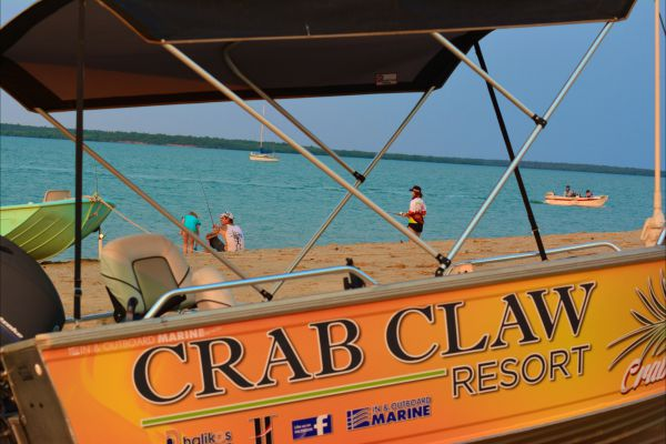 Crab Claw Island Resort - Tourism Gold Coast