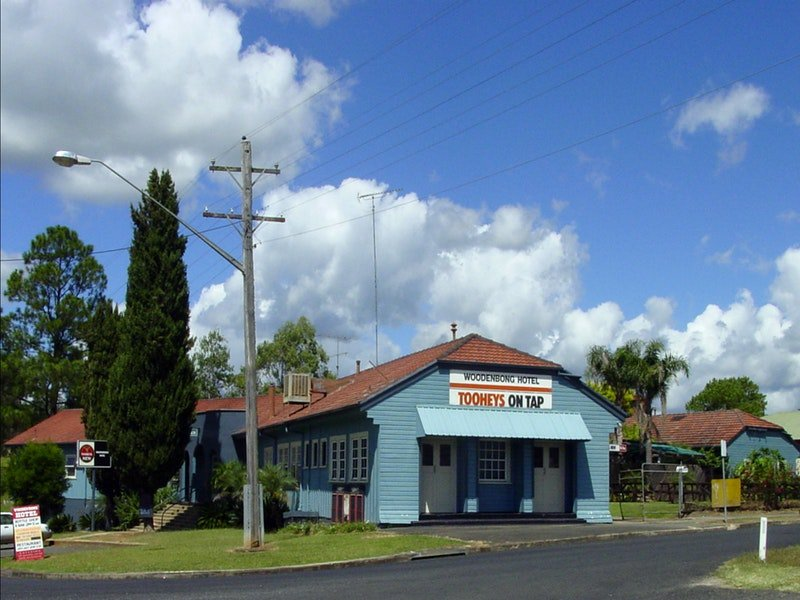Woodenbong Hotel - Tourism Gold Coast
