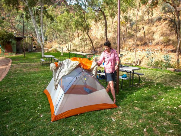 Standley Chasm Angkerle Camping - Tourism Gold Coast