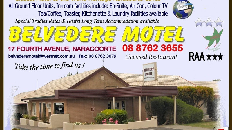 Belvedere Motel - Tourism Gold Coast