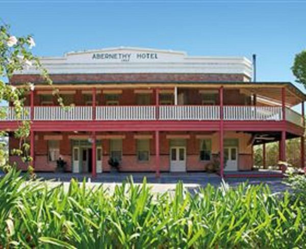 Abernethy House - Tourism Gold Coast