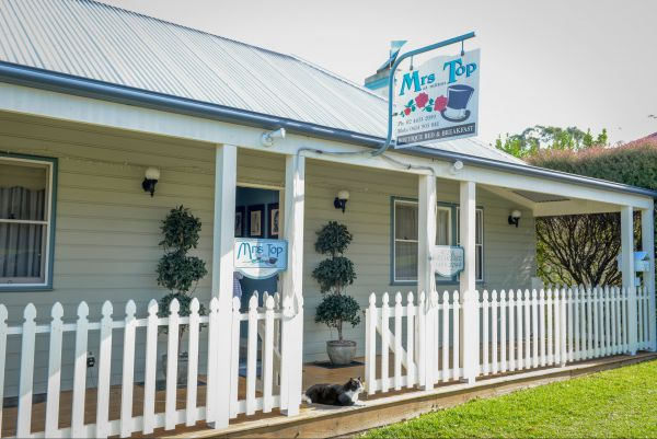 Mrs Top at Milton Bed and Breakfast - Tourism Gold Coast