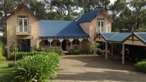 Hideaways at Red Hill - Tourism Gold Coast