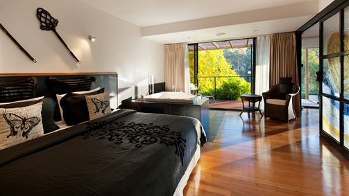 Springs Spa Villa - Tourism Gold Coast
