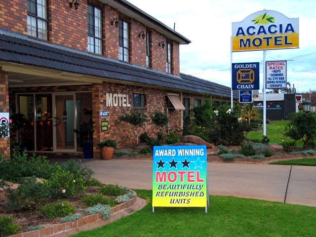 Acacia Motel - Tourism Gold Coast