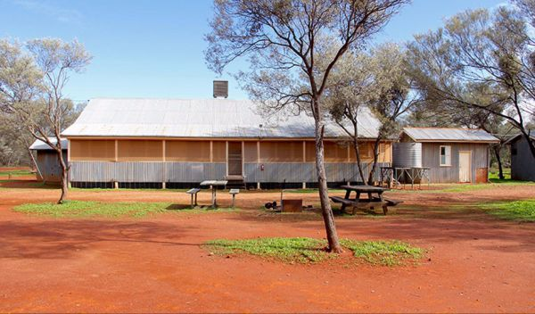 Belah Shearers Quarters - Gundabooka National Park - Tourism Gold Coast