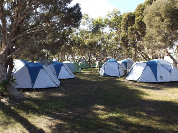 Discovery Lagoon Camping Grounds - Tourism Gold Coast