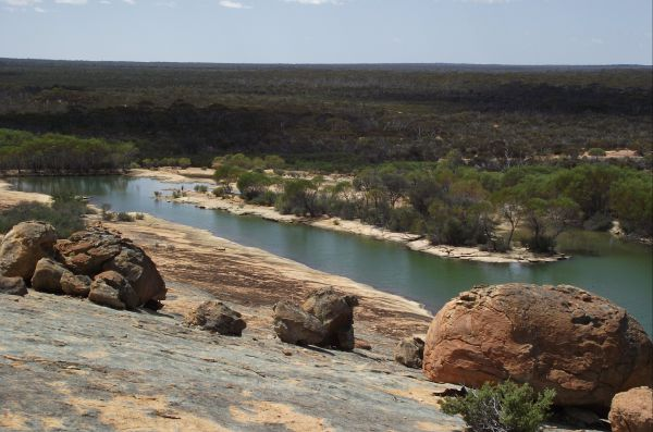 Burra Rock Camp at Burra Rock National Park - Tourism Gold Coast