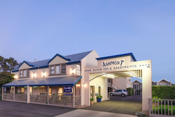 Ashmont Motor Inn and Apartments - Tourism Gold Coast