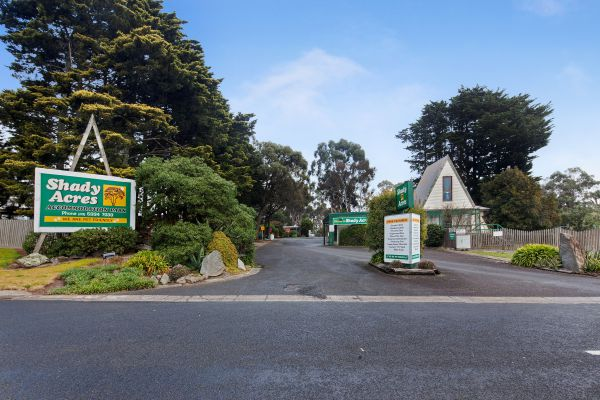 Shady Acres Caravan Park Ballarat - Tourism Gold Coast