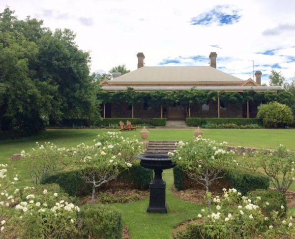 Clifton House and Gardens Farm Stay Accommodation - Tourism Gold Coast