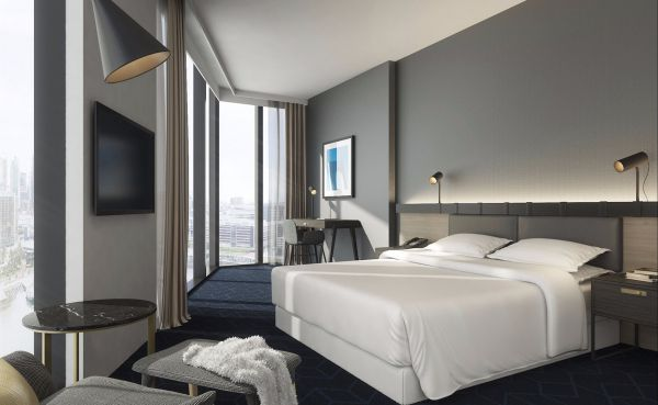 Four Points by Sheraton Melbourne Docklands - Tourism Gold Coast