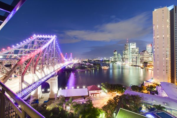 Oakwood Hotel and Apartments Brisbane - Tourism Gold Coast