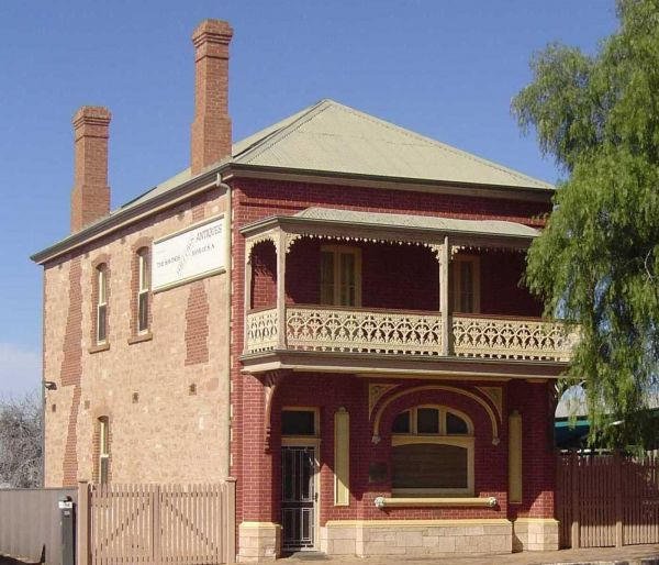 Savings Bank of South Australia - Old Quorn Branch - Tourism Gold Coast