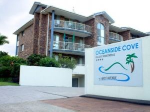 Oceanside Cove Holiday Apartments - Tourism Gold Coast