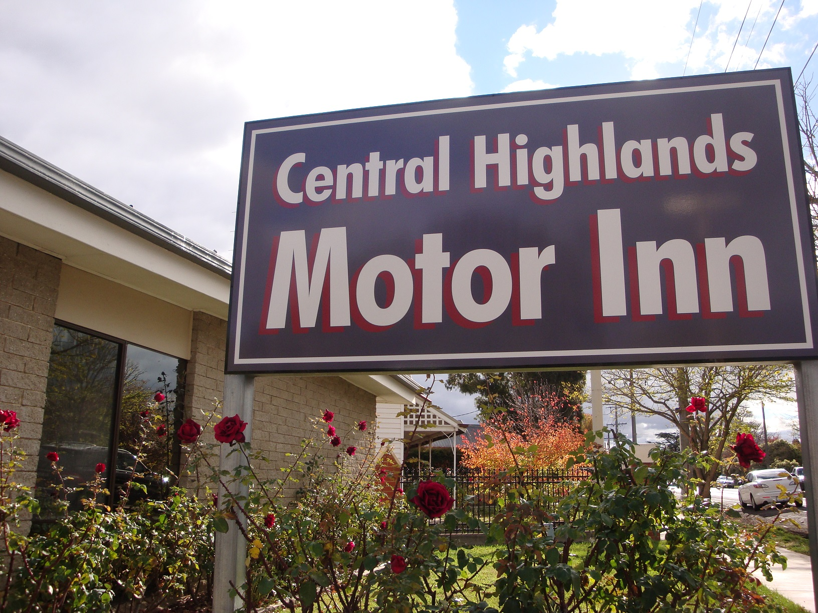 Central Highlands Motor Inn - Tourism Gold Coast