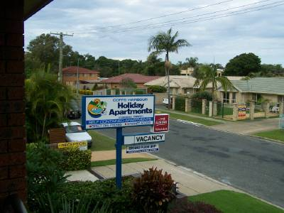 Coffs Harbour Holiday Apartments - Tourism Gold Coast