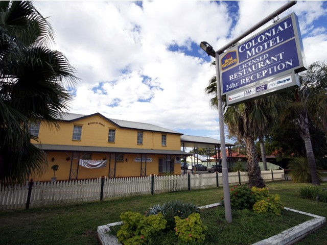 Colonial Motel - Tourism Gold Coast