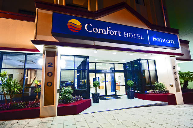 Comfort Hotel Perth City - Tourism Gold Coast