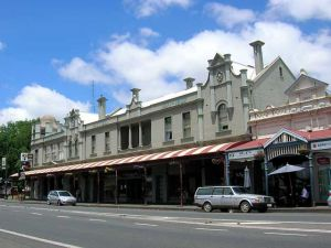 Commercial Hotel Camperdown - Tourism Gold Coast