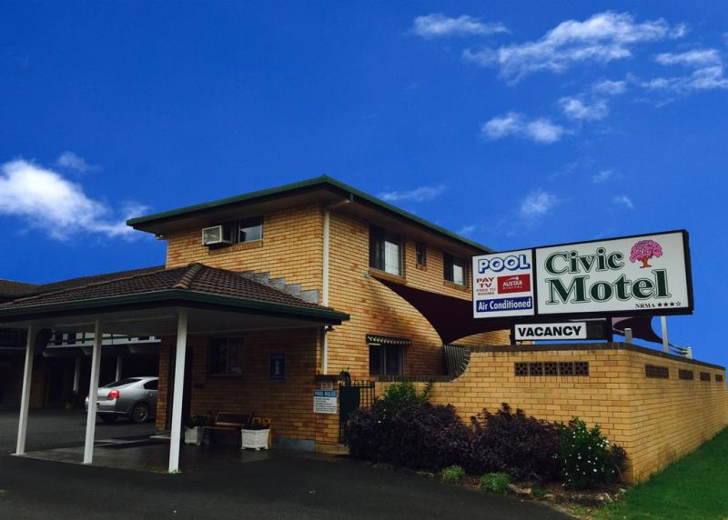Civic Motel Grafton - Tourism Gold Coast