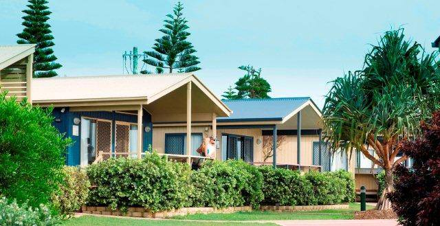 First Sun Holiday Park - Tourism Gold Coast