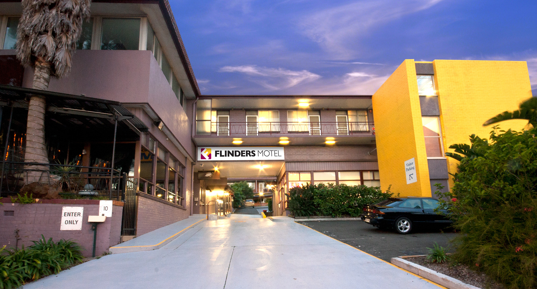 Flinders Motel - Tourism Gold Coast