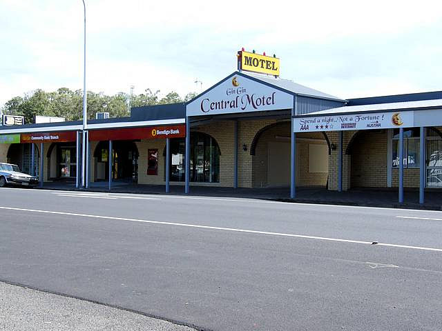 Gin Gin Central Motel - Tourism Gold Coast