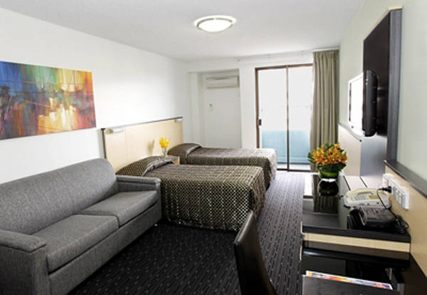 Comfort Inn and Suites Goodearth Perth - Tourism Gold Coast