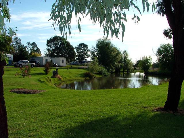 Horseshoe Motor Village Caravan Park - Tourism Gold Coast
