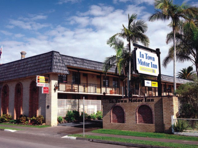 In Town Motor Inn - Tourism Gold Coast